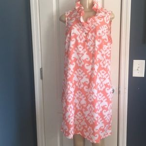 Like new Mud Pie summer dress size L